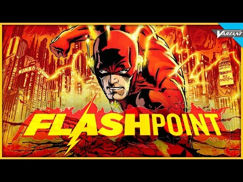 Flashpoint: Everything You Need To Know For Flash Season 3!