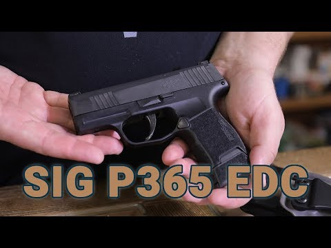 Sig P365 Is What This Gun Store Owner Carries Every Day