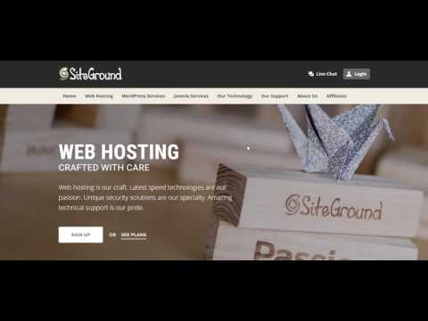 Basics - Domain - Hosting - WordPress Installation