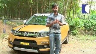 Maruti vitara Brezza SUV car test drive full review 1/2 | DREAM DRIVE 10-05-2016 | Kaumudy TV