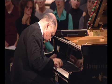 Bach,  Italienisches Konzert F Dur BWV 971 3.Satz Presto,  Boris Bloch
