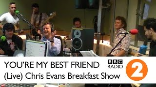 Mamas Gun - You're my best friend ( Queen Cover live BBC Radio2 )