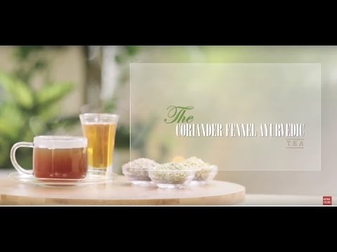 Organic Living Detox Ayurvedic Tea Recipes for Cooling and Digestion issues | Art of Living