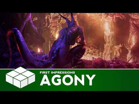 Agony | PC Gameplay & First Impressions