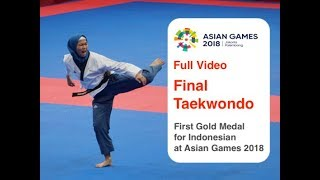 Download Video Full Video - Defia Rosmaniar, First Indonesian Gold Medal at Asian Games 2018 MP3 3GP MP4