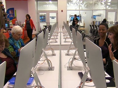 Completely digital library opens in Texas