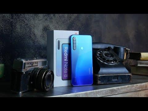 Uzoq kutilgan Xiaomi Redmi Note 8!