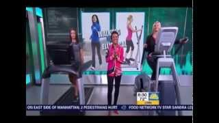 Good Morning America - Elliptical vs Treadmill