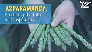 Asparamancy: Predicting the Future with Asparagus
