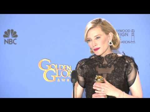 Cate Blanchett on her layered performance in 'Blue Jasmine'