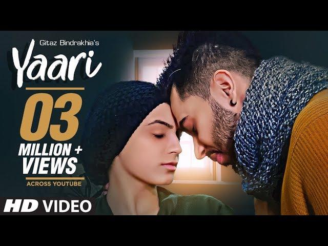Yaari Gitaz Bindrakhia Punjabi Song   Intense, Navi Ferozpurwala   Latest Punjabi Songs 2019