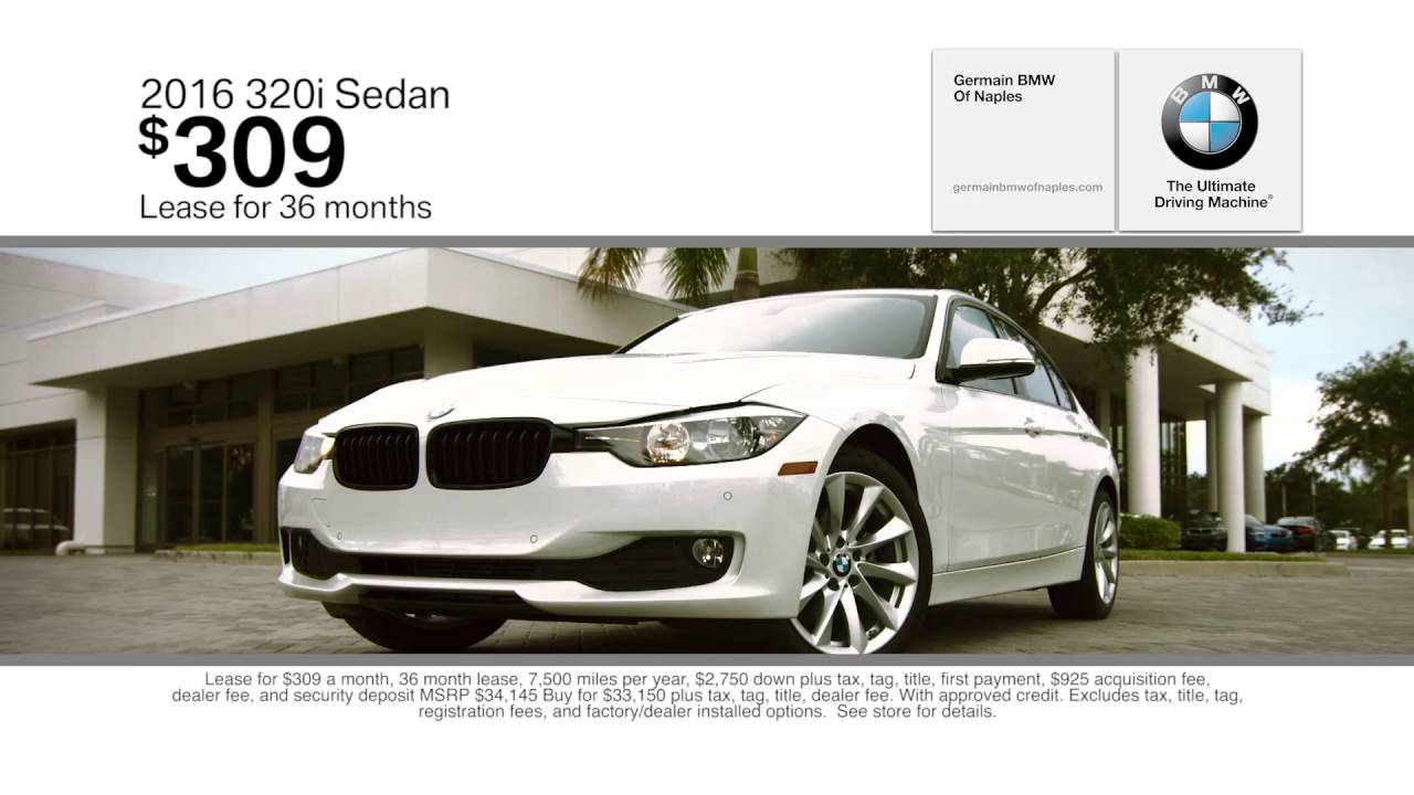 Summer Sales Event At Germain Bmw Of Naples Youtube