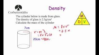 Density - Corbettmaths