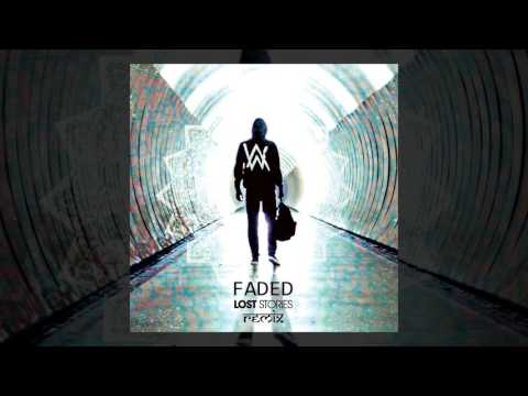 Alan Walker - Faded Lost Stories Remix