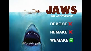 Jaws WeMake 45th Anniversary Tribute (full length feature)