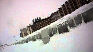 FILE0064 Val Thorens TroisVallees 2013 Green piste Roc Blue piste Cairn JMP Thumbnail