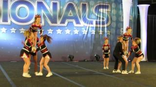 Junior 2 Wildfire Platinum Nationals Reading PA 4/8/17