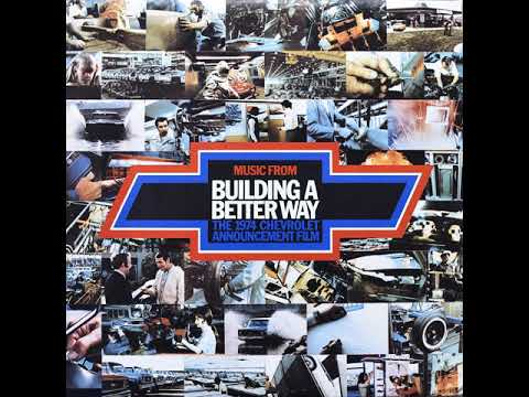 Music From Building A Better Way (1974) Soundtrack