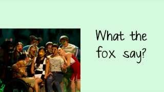 Baixar Glee - The Fox (Lyrics)