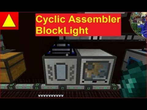 minecraft cyclic mod wiki