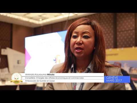 Guinée, ACF - Doing Business in Guinea : Interview d'Aminata Kourouma Mikala
