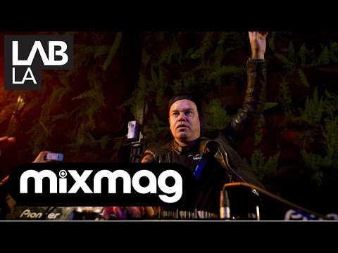 PAUL OAKENFOLD epic house and nu-trance DJ set in The Lab LA