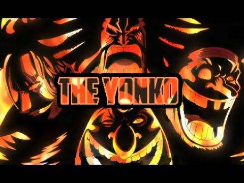 THE YONKO    One Piece