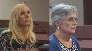 Wives Involved In Movie Theater Murder Case Take The Stand