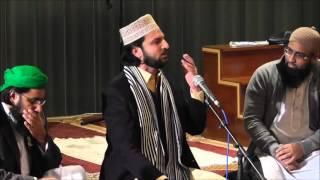 Raja Jahanzaib Qadri , Masjid Al-Raza Almere