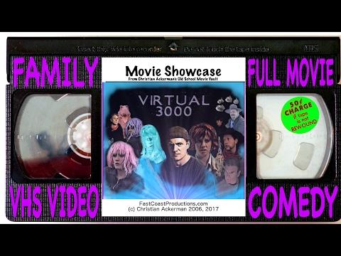 Virtual 3000    Full Science Fiction Fantasy Comedy Movie
