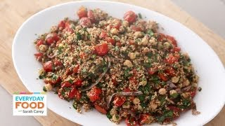 Roasted Tabbouleh - Everyday Food With Sarah Carey