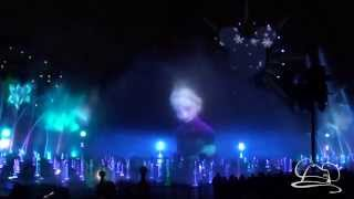 World of Color - Celebrate! The Wonderful World of Walt Disney - World Premiere
