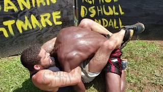 OX VS BROSE AMATEUR MMA FIGHT