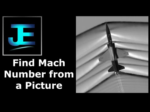 How To: Find Mach Number from a Picture (Part 1)