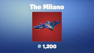 The Milano | Fortnite Glider