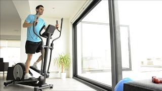 JTX Tri-Fit: Long Stride and Incline Cross Trainer