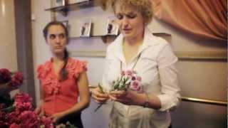 Семинар для невест. Часть флористика