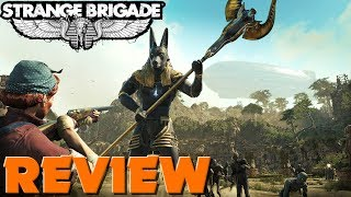 STRANGE BRIGADE REVIEW | Tomb Raiding with Friends!