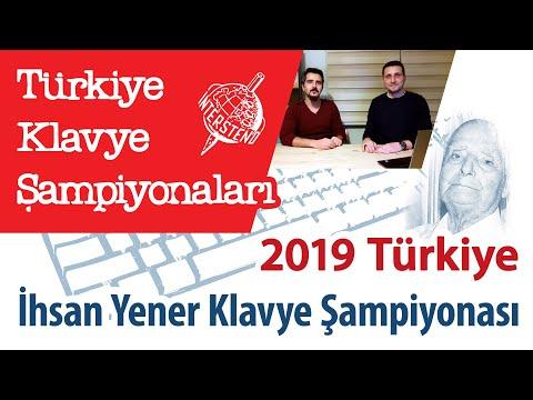 Türkiye Klavye Şampiyonaları Hakkında Her Şey