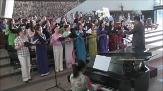 Dâng Lễ Phục Sinh (Nguyễn Chánh)