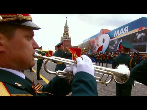 [HD] Parade on Red Square 2017 (1.58 GB Full Video) Парад Победы на Красной площади