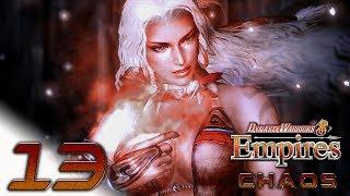 Dynasty Warriors 8 Empires Chaos Gameplay Walkthrough #13 [Zhurong] | English No Commentary PC