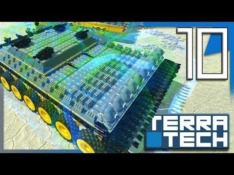 HUMONGOUS TECH DESTROYER!! | TerraTech Campaign Gameplay E10