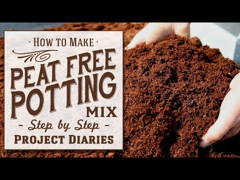 ★ How to: Make Cheap Homemade Peat Free Potting Mix (Step by Step Guide)