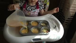 Easy Oven Baked Omelette