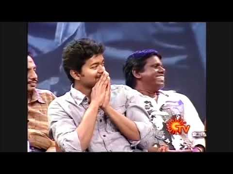 VADIVEL funny speech at SURA audio release