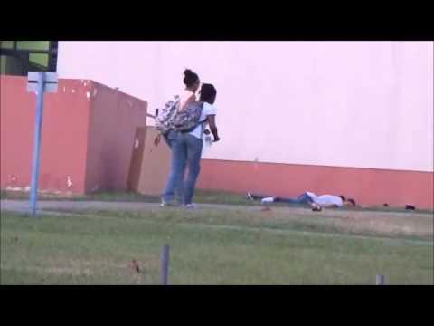 Dead Body Prank (UWI, Mona Campus)