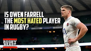 Is Owen Farrell the most hated man in rugby?
