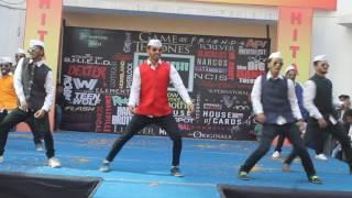 Govinda style dance @ HITAISHI 2017 (VIVA Institute Of Tech.)