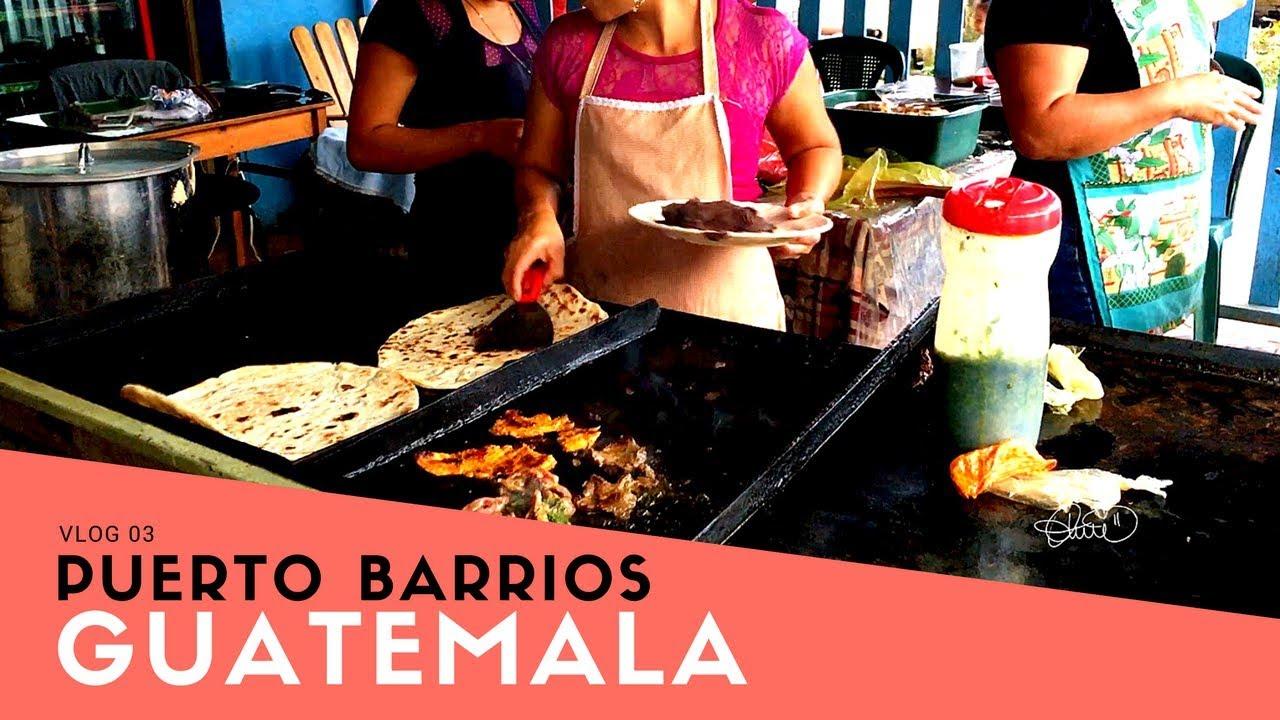 Babes in Puerto Barrios